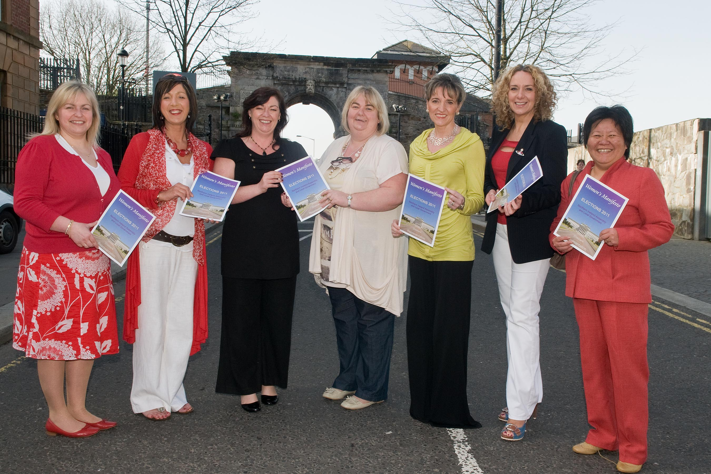 """""""Parties must tackle lack of female politicians"""" – Derry women's groups"""
