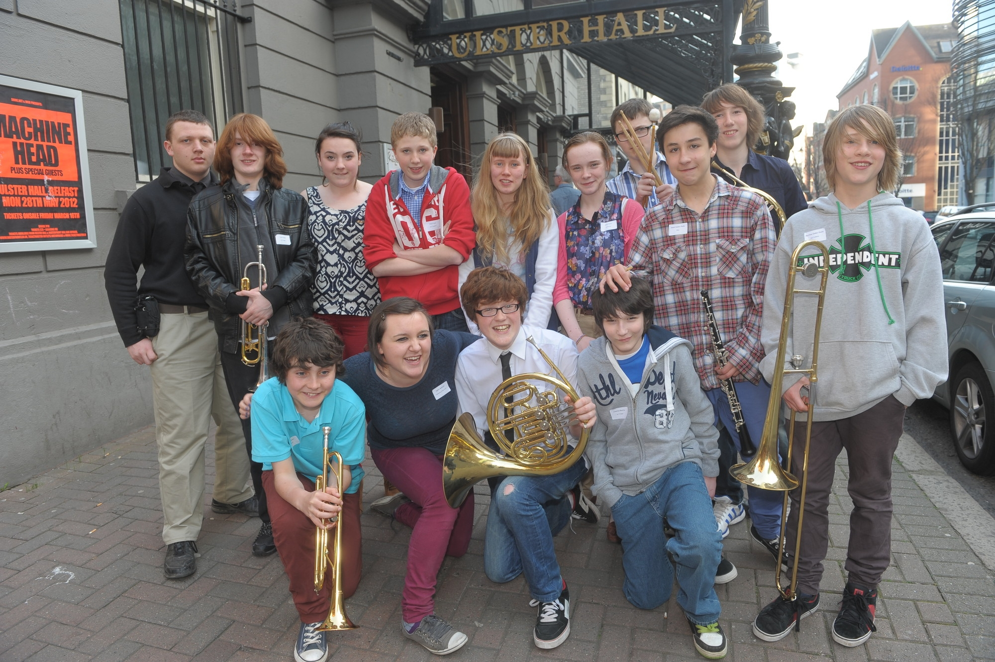 """""""Super Orchestra"""" takes over Ulster Hall"""