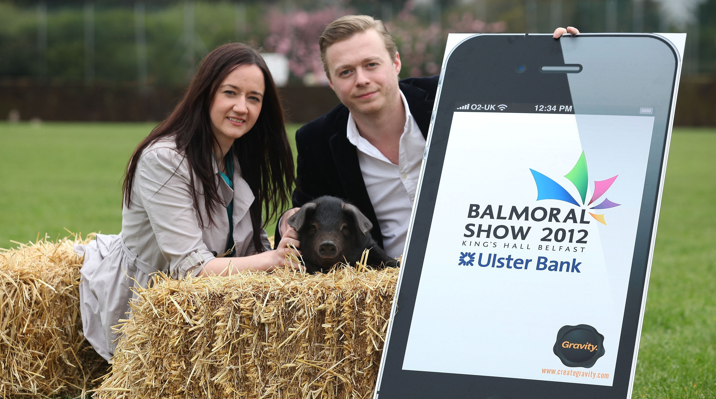 'Appy' Days as Gravity ploughs new furrow at Balmoral Show