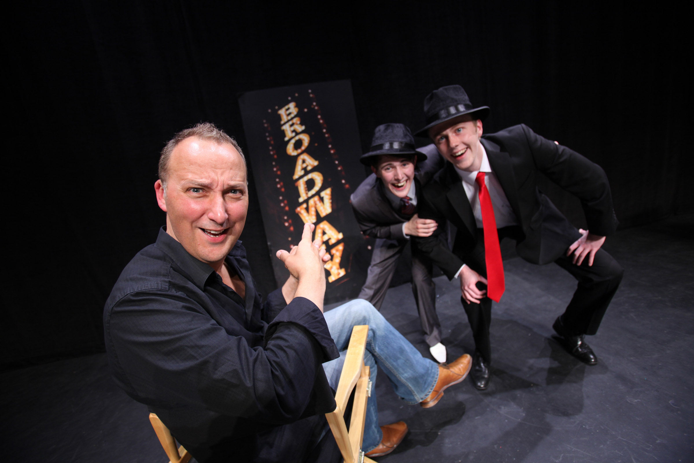Theatre at The Mill 'produces' NI Premiere of record-breaking musical