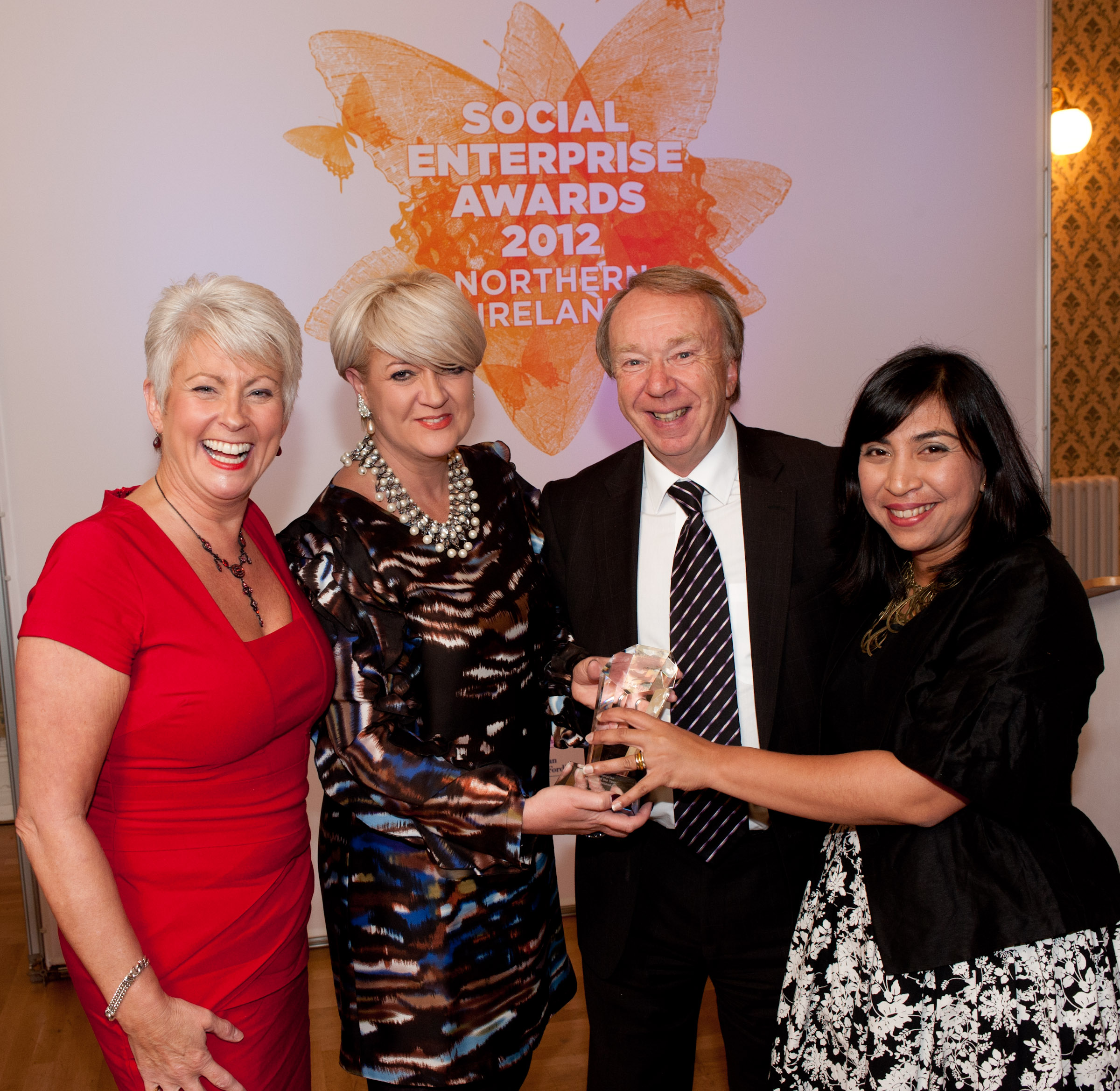 Lloyds TSB Foundation for NI recognised for supporting Social Enterprises