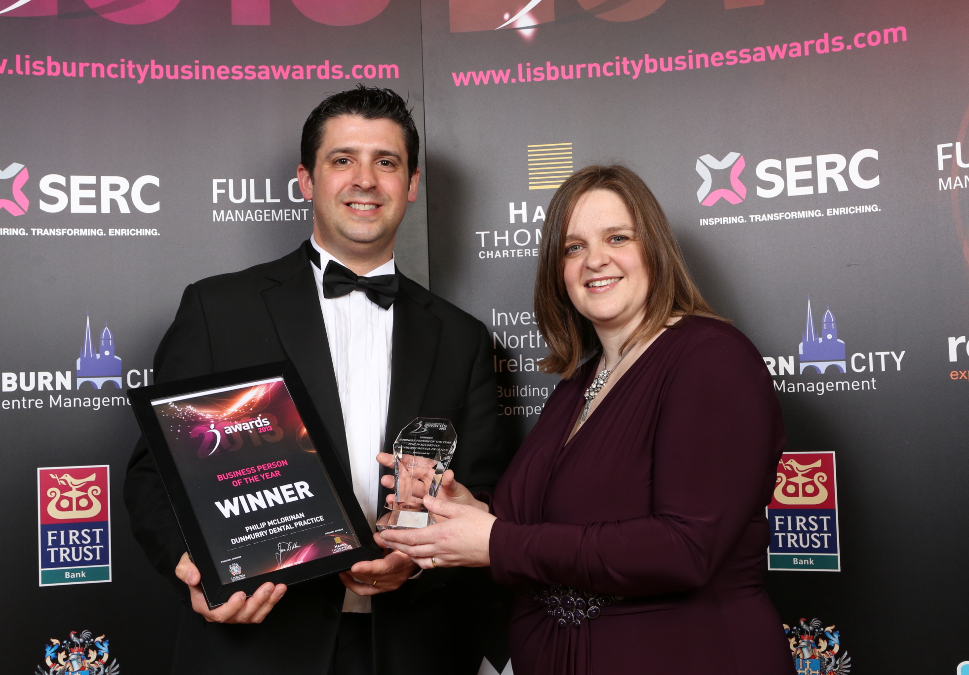 Business awards celebrate the best of Lisburn