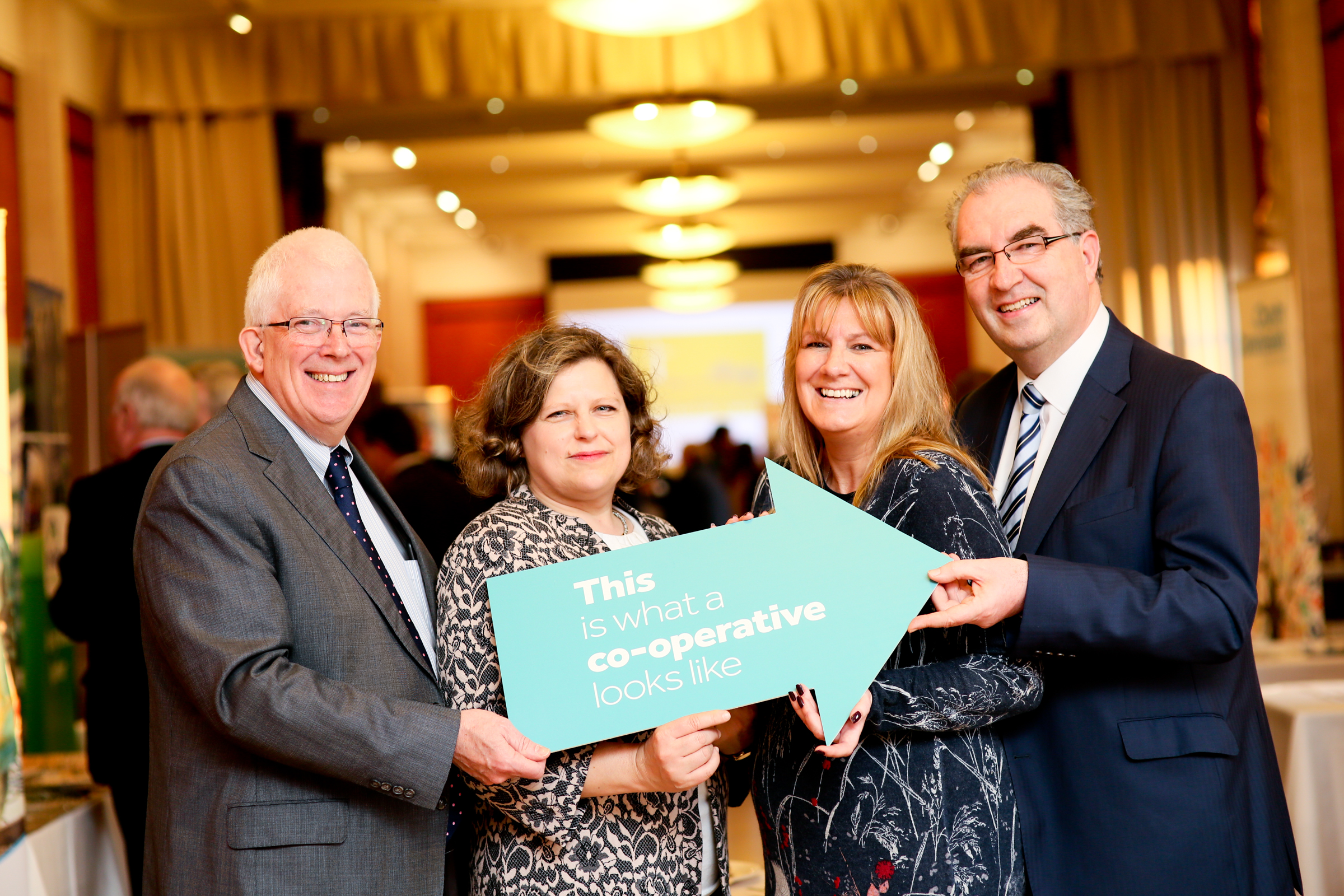 Call for Stormont to support co-operative model