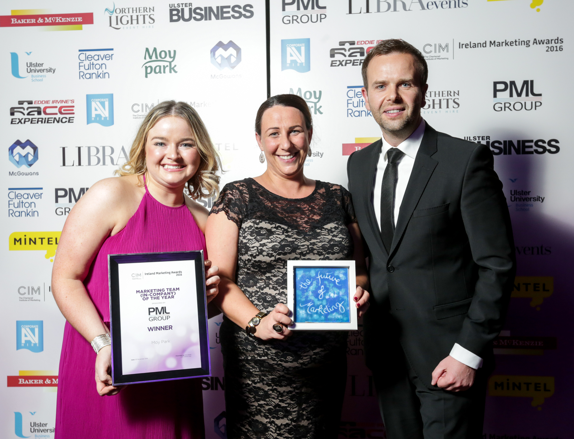 Food Companies Cook Up Success at Chartered Marketing Awards