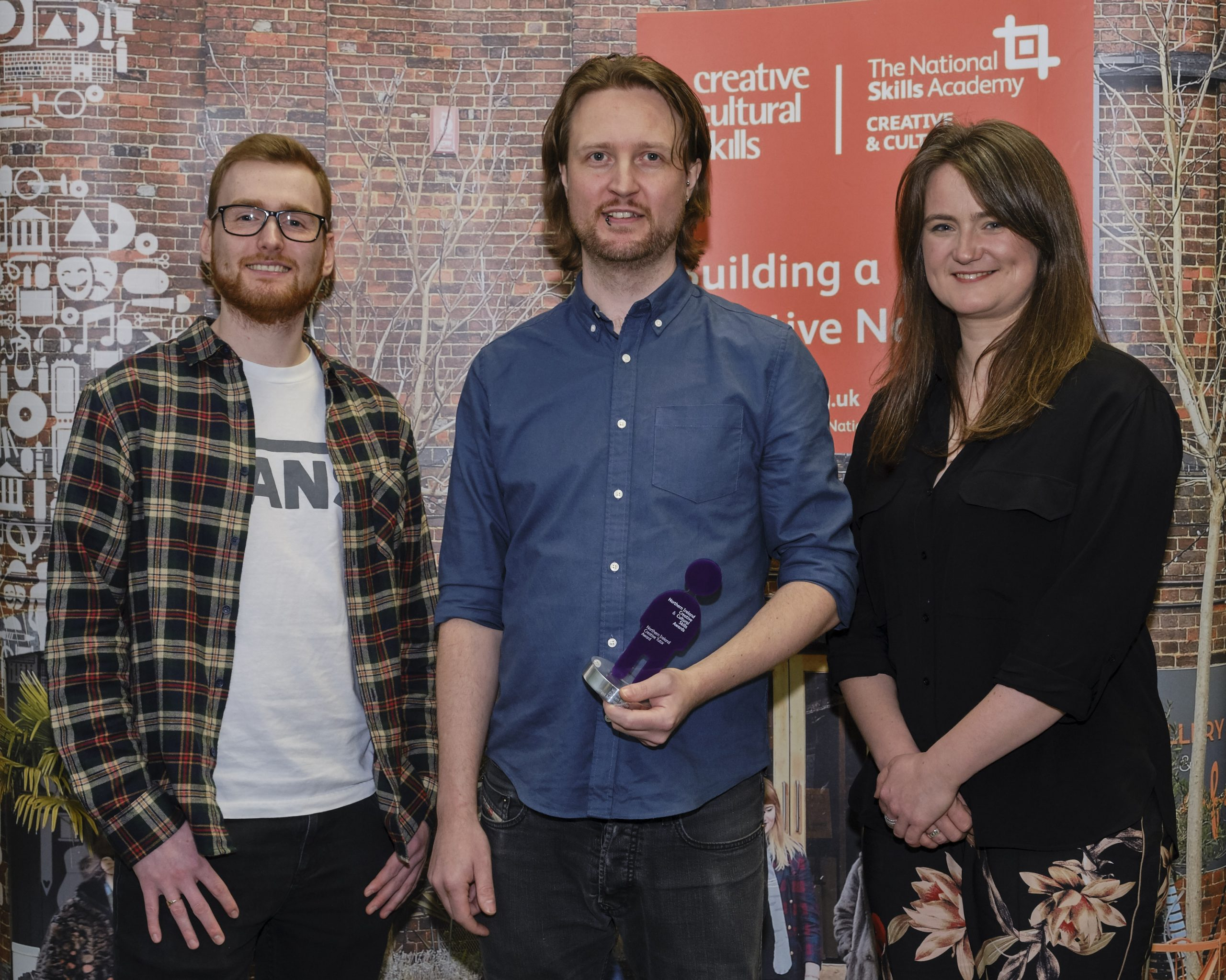 Tutor of the Year inspires the next generation of filmmakers