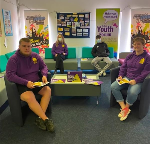 Young campaigners meet Minister to demand mental health reform